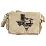Real Texas Messenger Bag