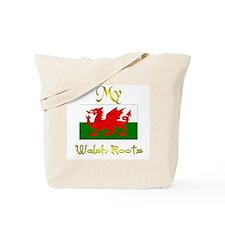 Best Welsh Design. Tote Bag