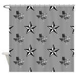 Real Texas Shower Curtain