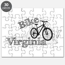 Bike Virginia Puzzle