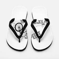 Bike Virginia Flip Flops