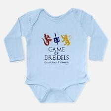 Game of Dreidels Body Suit