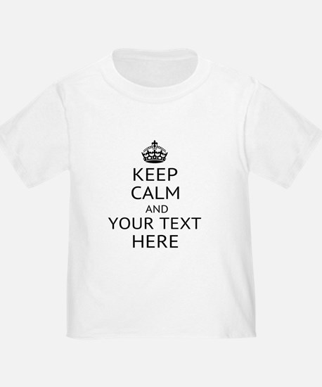 Custom keep calm T