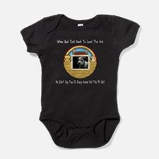 But The Pit Bull Baby Bodysuit
