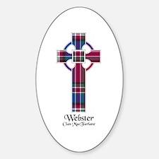 Cross-Webster.MacFarlane Decal