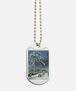 Unique Japanese Dog Tags