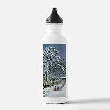 Cute Printmaker Water Bottle