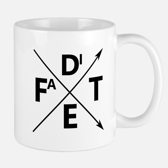 Don't Live Fit, Die Fat Mugs