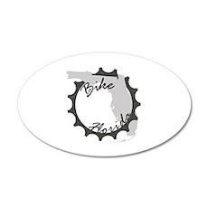 Bike Florida Wall Sticker