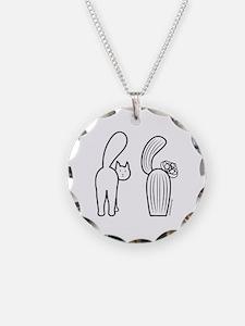 Cat catus Necklace