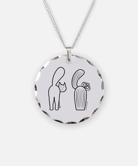 Cat catus Necklace