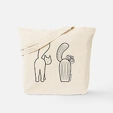 Cat catus Tote Bag