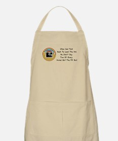 But The Pit Bull Apron
