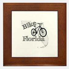 Bike Florida Framed Tile