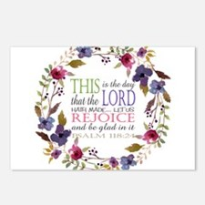 The Day the Lord Has Made Postcards (Package of 8)