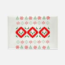 Christmas cheer hunter style Rectangle Magnet