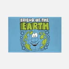 Friend of the Earth Rectangle Magnet