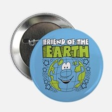 """Friend of the Earth 2.25"""" Button"""
