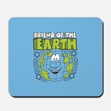 Friend of the Earth Mousepad