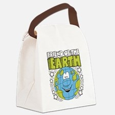 Friend of the Earth Canvas Lunch Bag