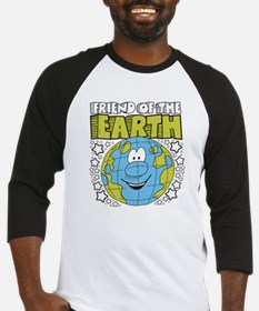 Friend of the Earth Baseball Jersey