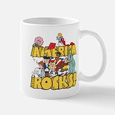 America Rocks Mug