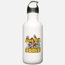 America Rocks Sports Water Bottle
