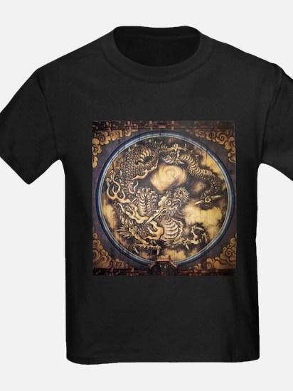 Traditional Japanese Oriental Dragon T-Shirt