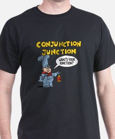 Conjunction Junction T-Shirt