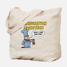 Conjunction Junction Tote Bag