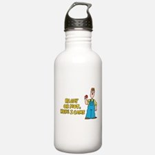 Ready or Not, Here I C Sports Water Bottle