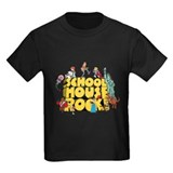 Schoolhouserocktv Kids T-shirts (Dark)