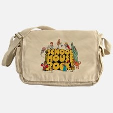 Schoolhouse Rock Messenger Bag