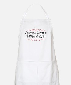 Pittsburgh Girl BBQ Apron