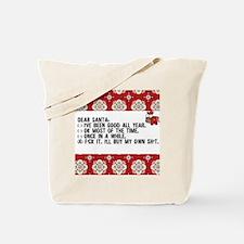 Cute Adult christmas Tote Bag