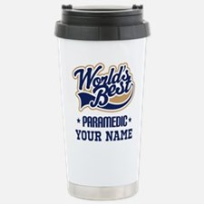 Paramedic Personalized Gift Travel Mug