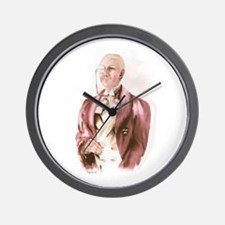Lord Peter Wimsey Wall Clock
