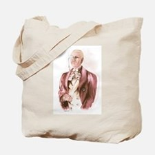Lord Peter Wimsey Tote Bag