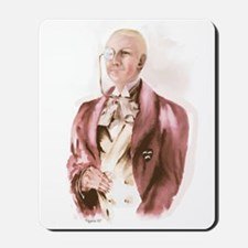 Lord Peter Wimsey Mousepad