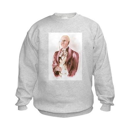 Lord Peter Wimsey Kids Sweatshirt