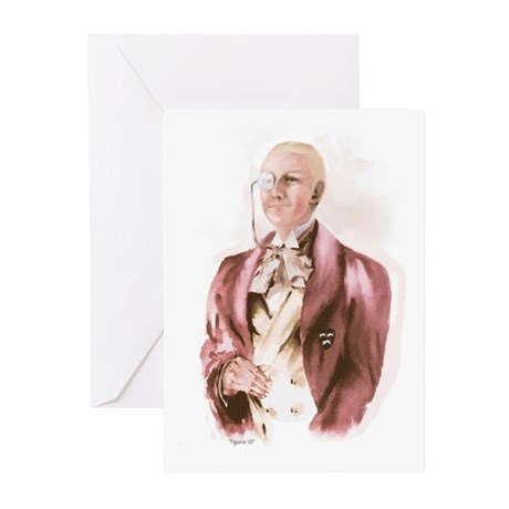 Lord Peter Wimsey Greeting Cards (Pk of 10)