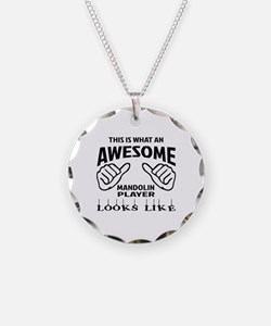This is what an awesome mand Necklace Circle Charm
