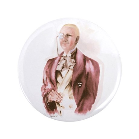 """Lord Peter Wimsey 3.5"""" Button (100 pack)"""