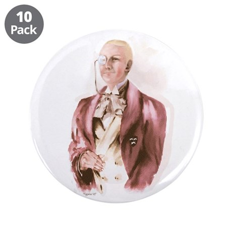 "Lord Peter Wimsey 3.5"" Button (10 pack)"