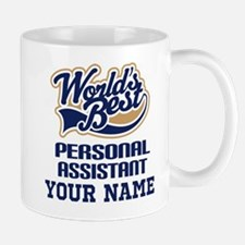 Personal Assistant Personalized Gift Mugs
