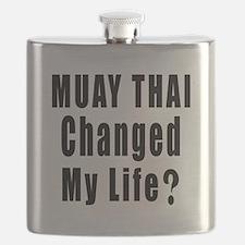 Muay Thai Changed My Life ? Flask