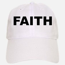 Faith Baseball Baseball Cap
