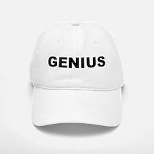Genius Baseball Baseball Cap