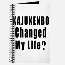 Kajukenbo Changed My Life ? Journal