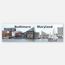 Baltimore Bumper Bumper Sticker